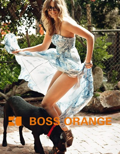 Boss Orange - Matt Jones