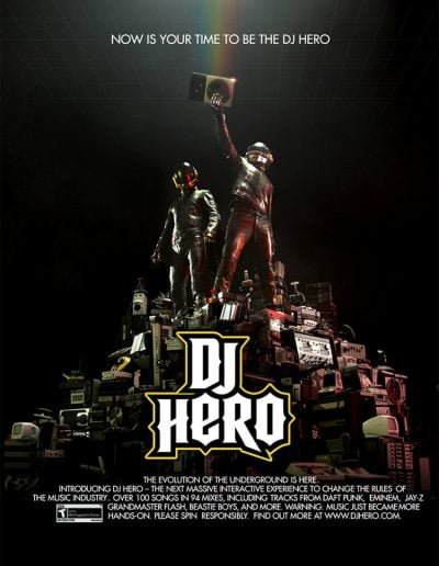 DJ Hero - Mark Zibert