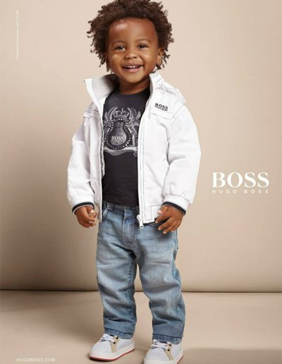 Hugo Boss Kids - Dani Brubaker
