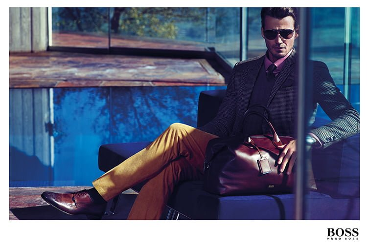 Hugo Boss - Mario Sorrenti
