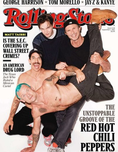 Rolling Stone - Terry Richardson