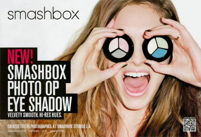 Smashbox Cosmetics - Terry Richardson