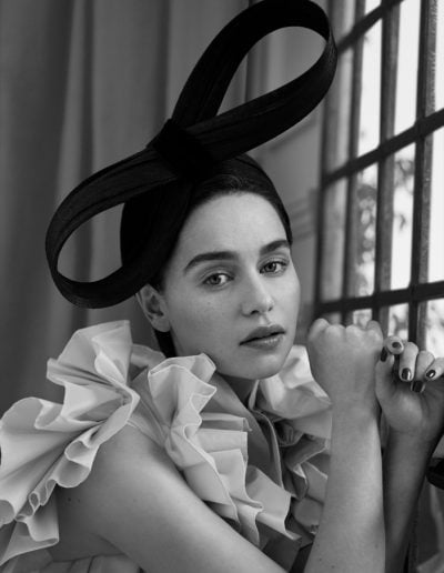 Emilia Clarke in Vogue Spain May 2019 Edition