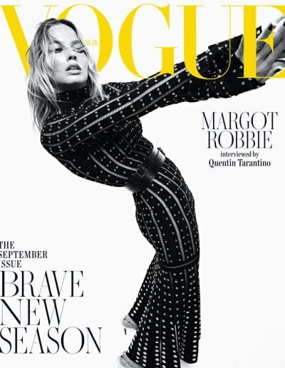 Vogue Australia >> Margot Robbie