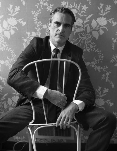 Joaquin Phoenix by Ethan James Green