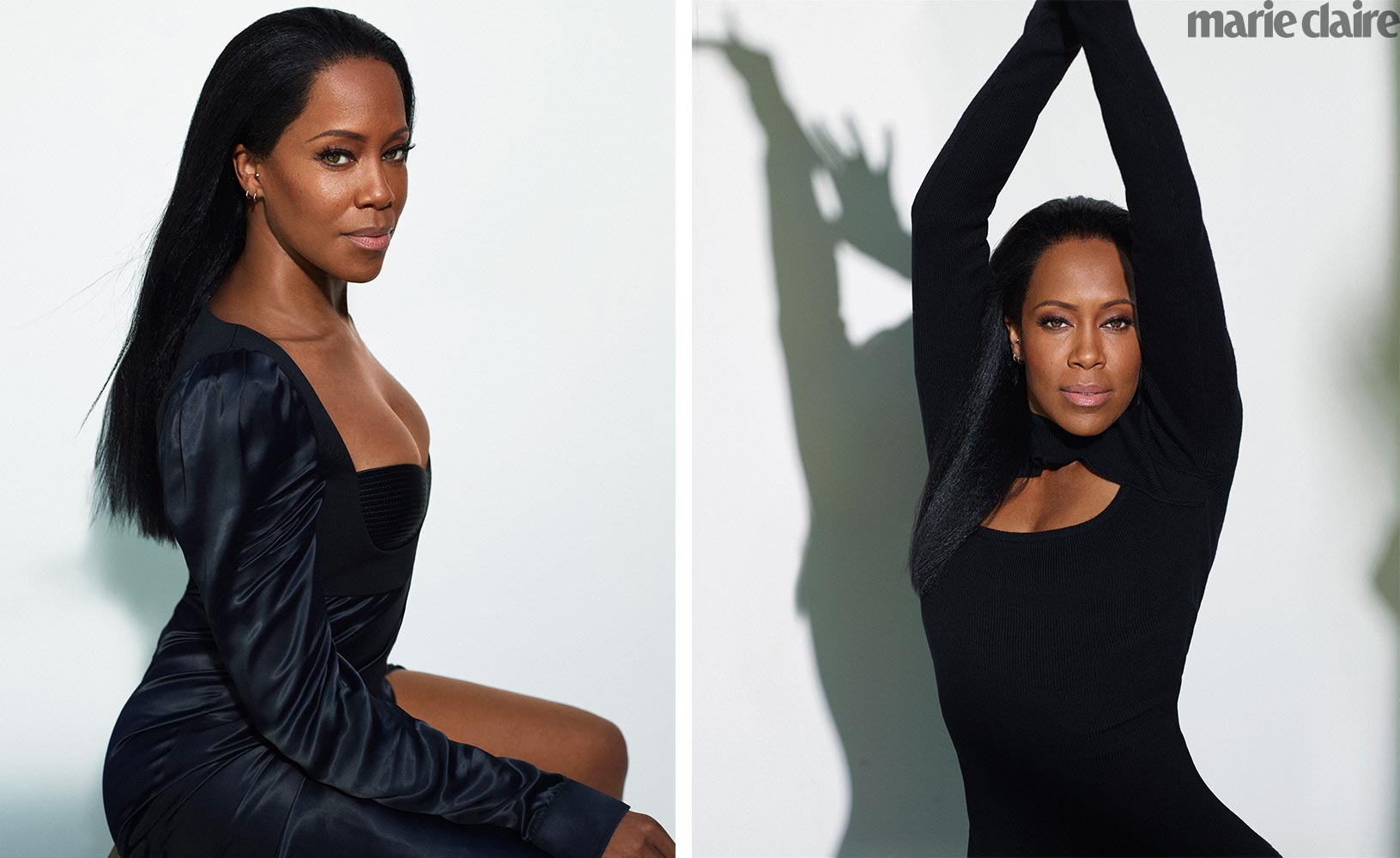 Regina King by Thomas Whiteside
